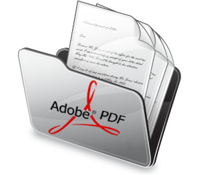 Multi-page PDF